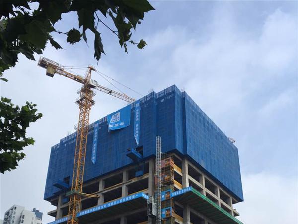 中建四局商业办公楼项目